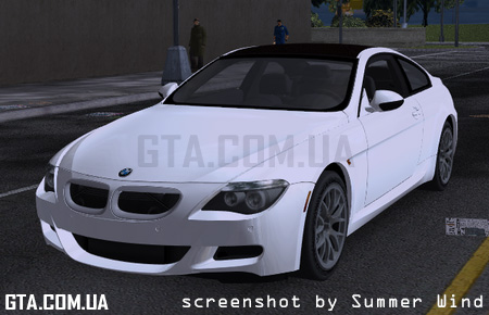 "BMW M6 ""TT Black Revel"""