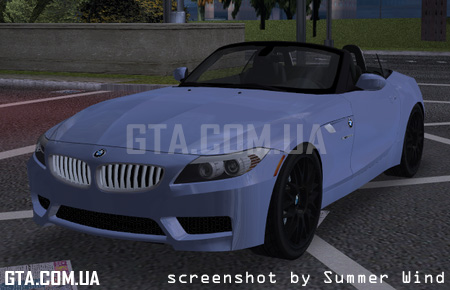 "BMW Z4 V10 2011 ""TT Black Revel"""