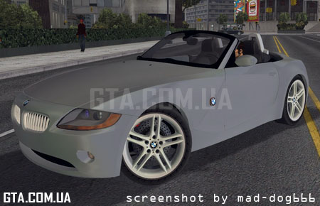 "BMW Z4 V10 ""Black Revel"""