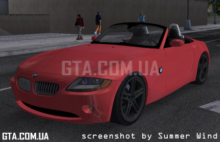 "BMW Z4 V10 ""TT Black Revel"""