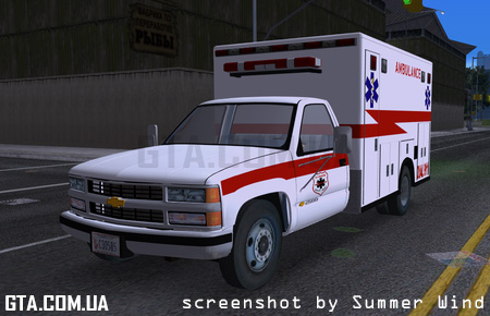 Chevrolet Silverado 2500 Ambulance