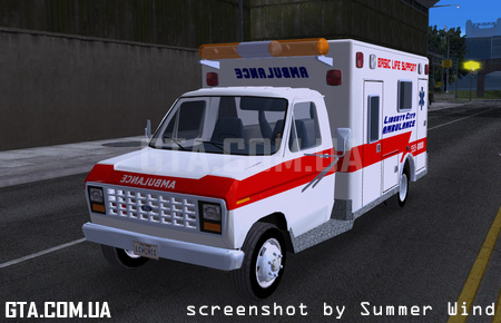 Ford Econoline 1986 Ambulance
