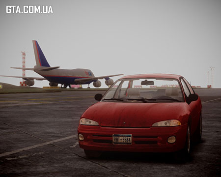 Dodge Intrepid 1993 Civil v1.0