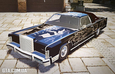 Lincoln Continental Town Coupe 1979 v1.0