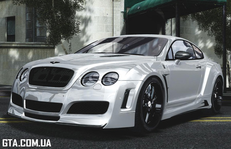 Bentley Continental GT Premier