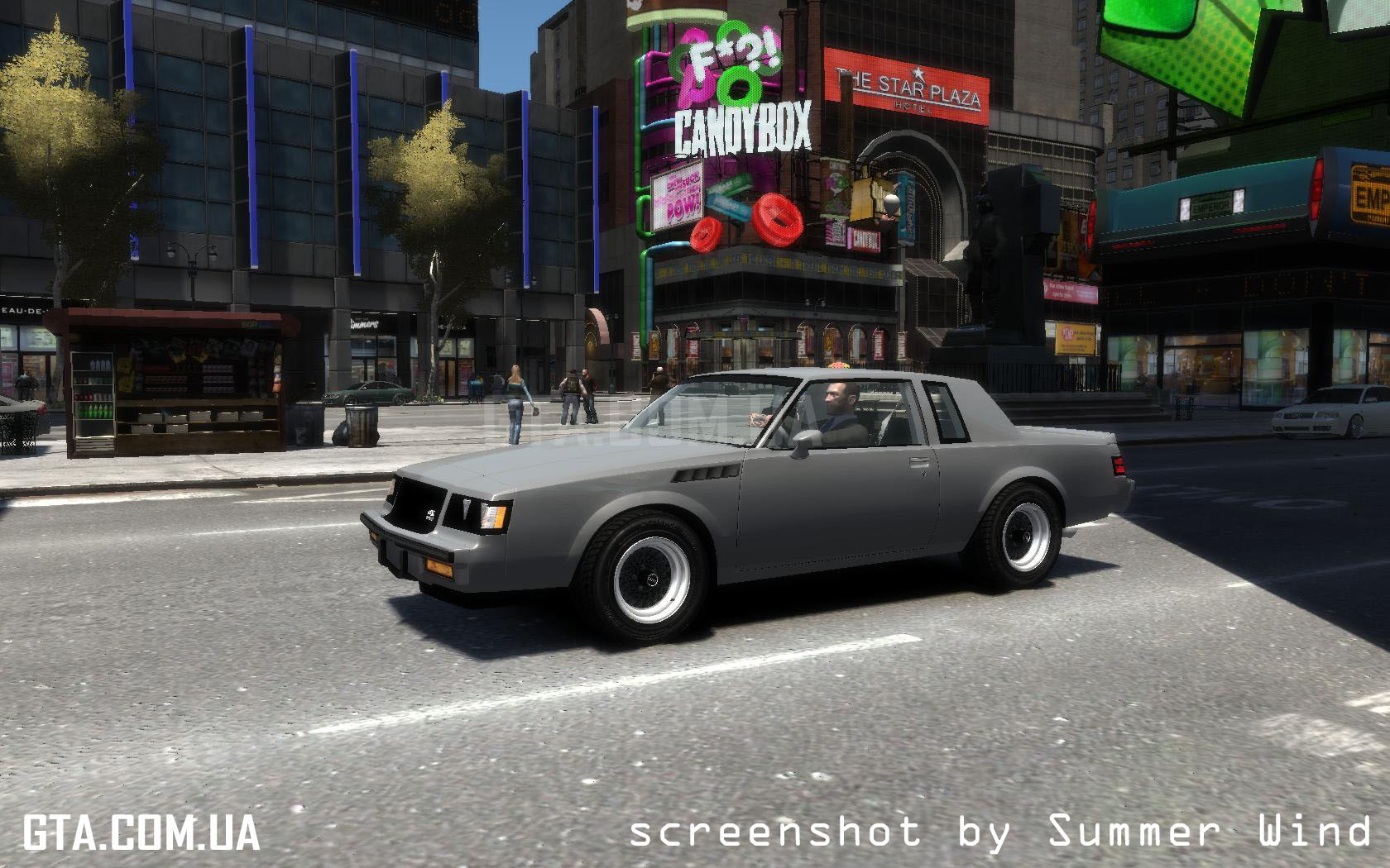 Buick Regal GNX 1987 v2.0 / Моды для GTA 4 / GTA.com.ua ...