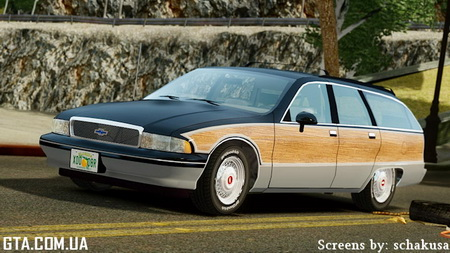 Chevrolet Caprice Station Wagon 1992