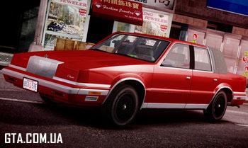 Chrysler New Yorker 1988 v1.2