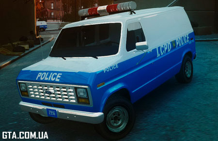 Ford E-150 1986 LCPD