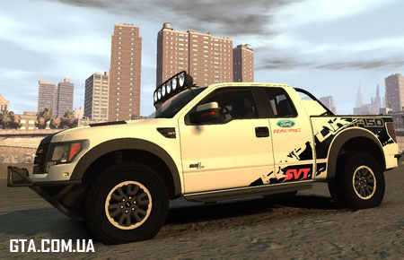 Ford F-150 Racing Raptor XT 2011