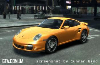 Porsche 911 Turbo v3.5