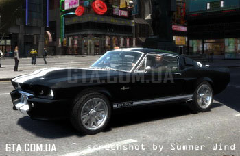 "Shelby GT500 Eleanor ""Gone in 60 Seconds"""