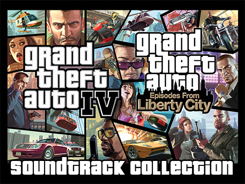 Саундтрек Episodes From Liberty City