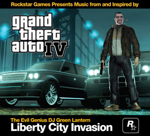 The Evil Genius DJ Green Lantern: Liberty City Invasion‎