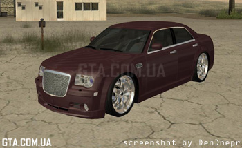 Chrysler 300C DUB 2007