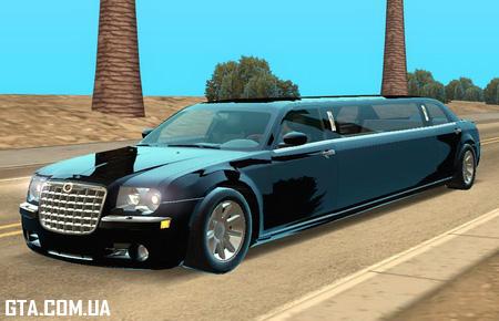 Chrysler 300C Limo 2007