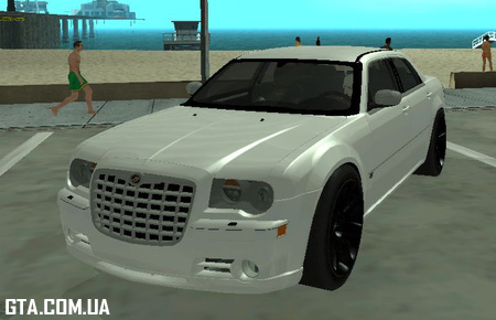 "Chrysler 300C SRT8 ""TT Black Revel"""