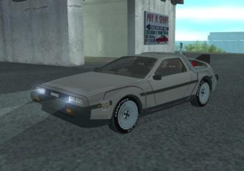 DeLorean DMC-12 (BTTF2)