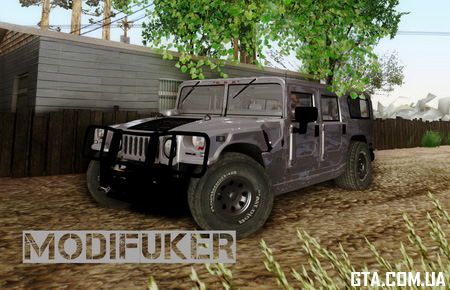 "Hummer H1 Alpha ""Off-Road Edition"""