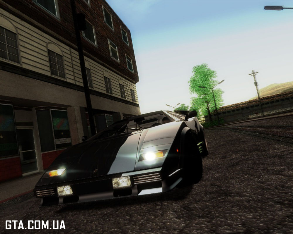 lamborghini countach lp5000 qv 1988 gta san andreas. Black Bedroom Furniture Sets. Home Design Ideas