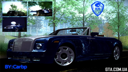 Rolls Royce Phantom Drophead Coupe 2007