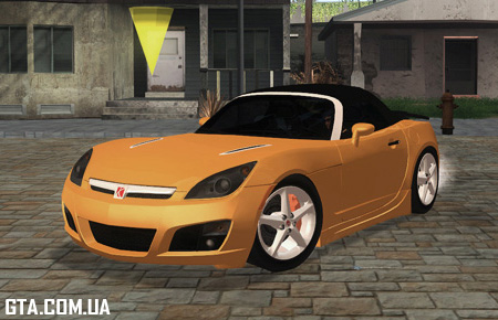 Saturn Sky Red Line 2007 [ImVehFt]