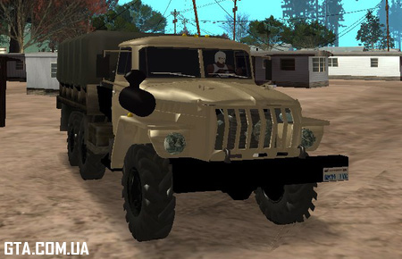 "Урал-4320 ""Military Truck"""