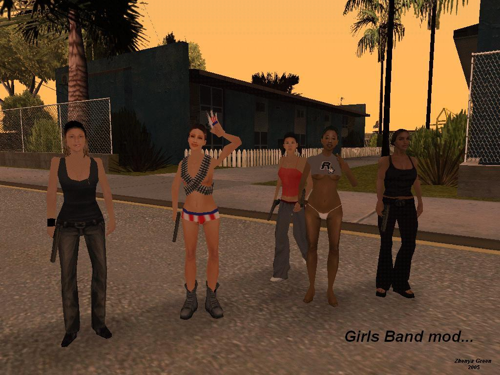 andreas girls Skins para gta san andreas - girls from me 3 con descarga gratuita de auto-instalador.