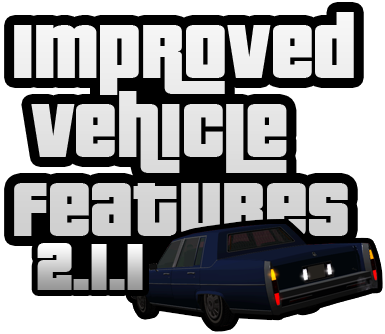 Improved Vehicle Features (ImVehFt) v2.1.1