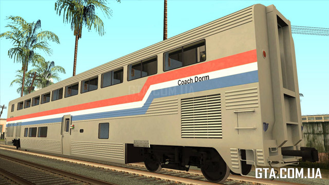 Спальный вагон Amtrak Superliner Phase III