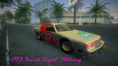 "1983 Buick Regal ""Hotring"""