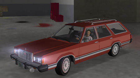 Ford Granada Wagon 1982