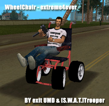 WheelChair - extreme4ever