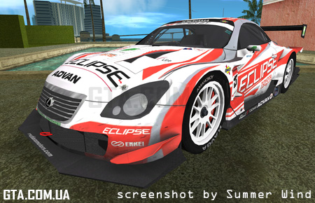 Lexus SC430 Super GT Type 2