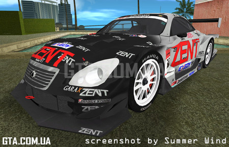 Lexus SC430 Super GT Type 5