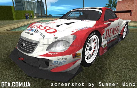 Lexus SC430 Super GT Type 6