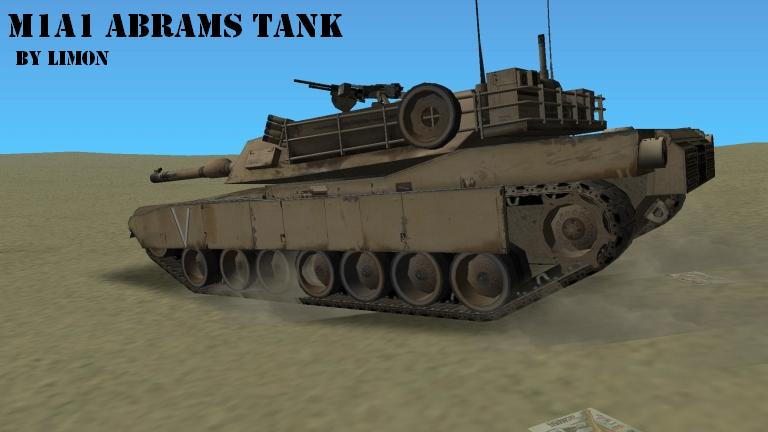 m1a1 abrams tank �ка�а�� для gta vice city � gtacomua