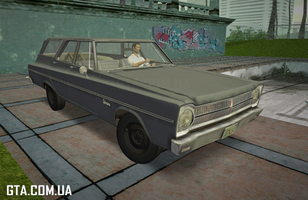 Plymouth Belvedere I Station Wagon 1965 for VC