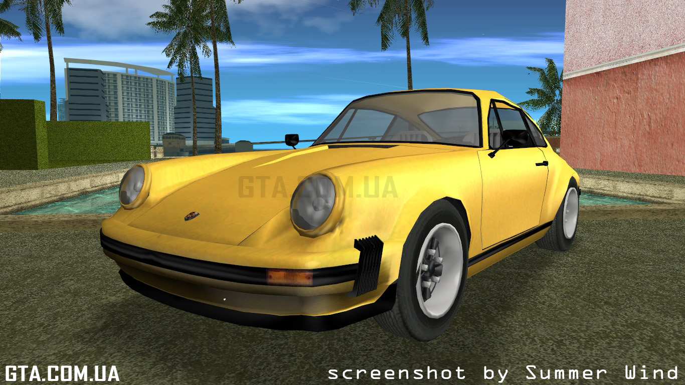porsche 911 1976 gta vice city. Black Bedroom Furniture Sets. Home Design Ideas