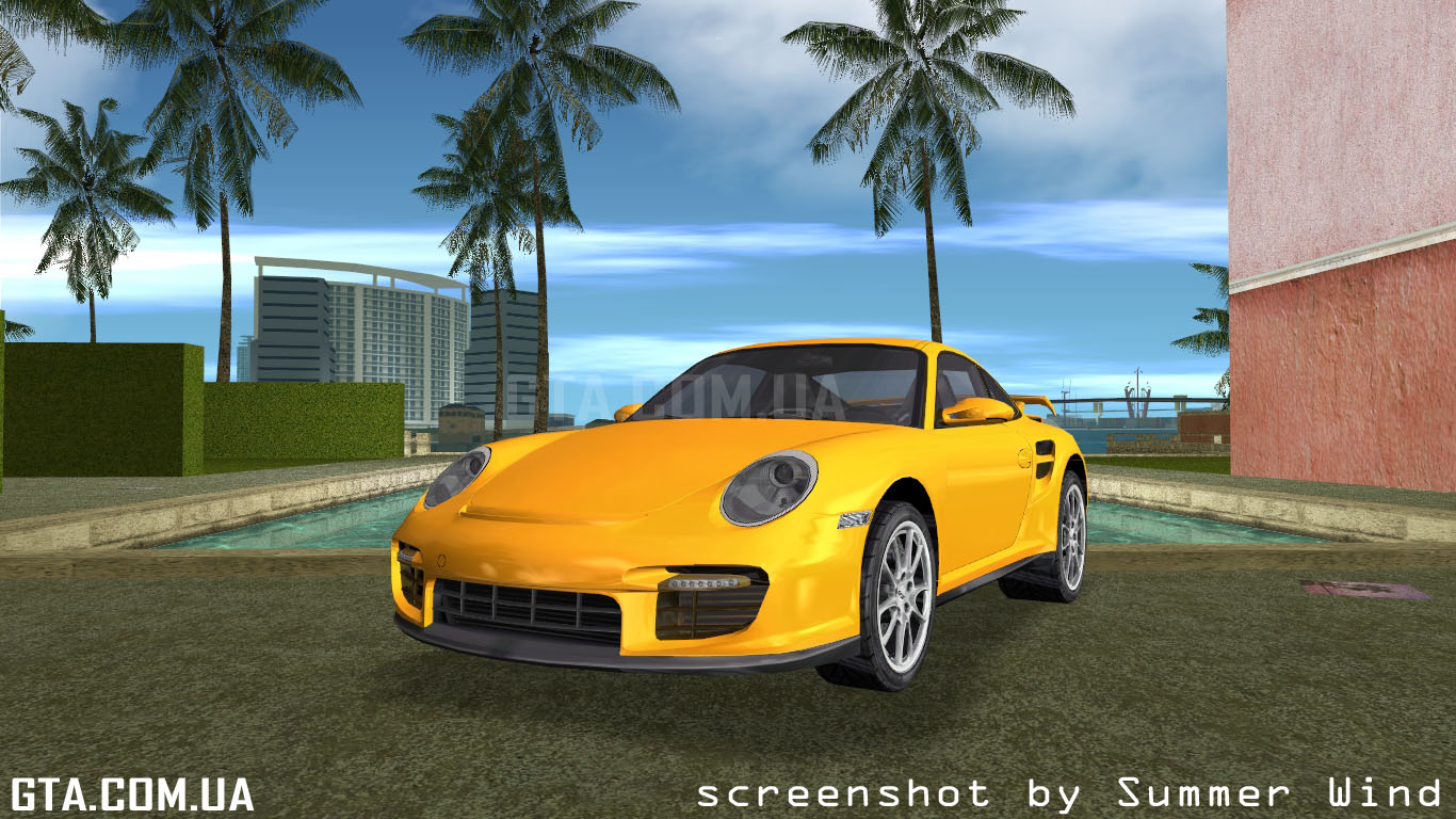 porsche 911 gta vice city porsche 911 turbo 3 3 coupe us spec 930 1978 for gta vice city. Black Bedroom Furniture Sets. Home Design Ideas