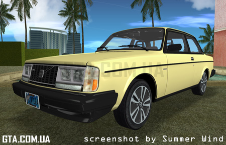 Volvo 242 Turbo Evolution v2.0