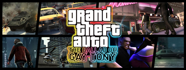 GTA 4: The Ballad Of Gay Tony