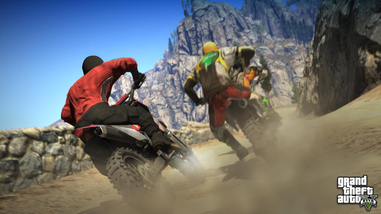 Превью игры Grand Theft Auto V