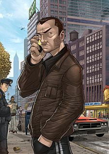 GTA IV Man On A Mission