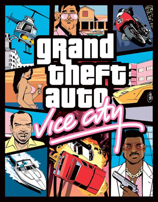 Коды на GTA: Vice City