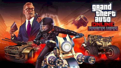Апокалиптично-увлекательные бонусы и скидки в GTA Online