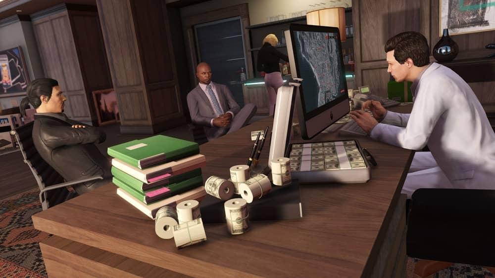 Take-Two Interactive и Rockstar Games надо больше денег обычных игроков