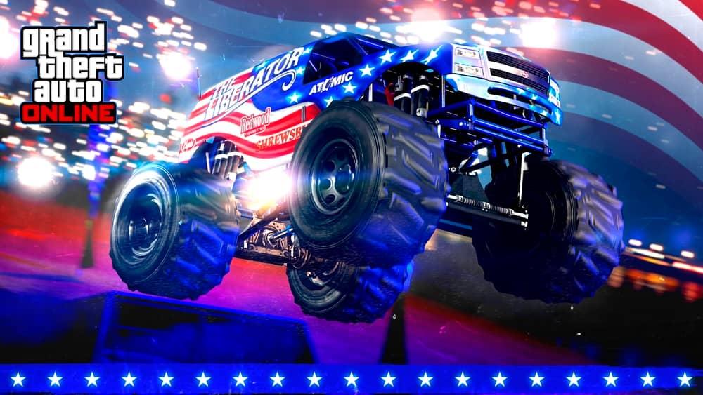 Rockstar отмечает День независимости в GTA Online