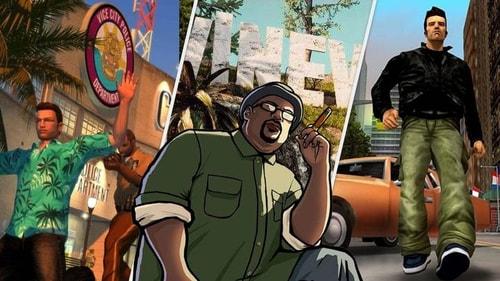 Слух: Выпуск переиздания GTA Trilogy перенесли на 2022 год?
