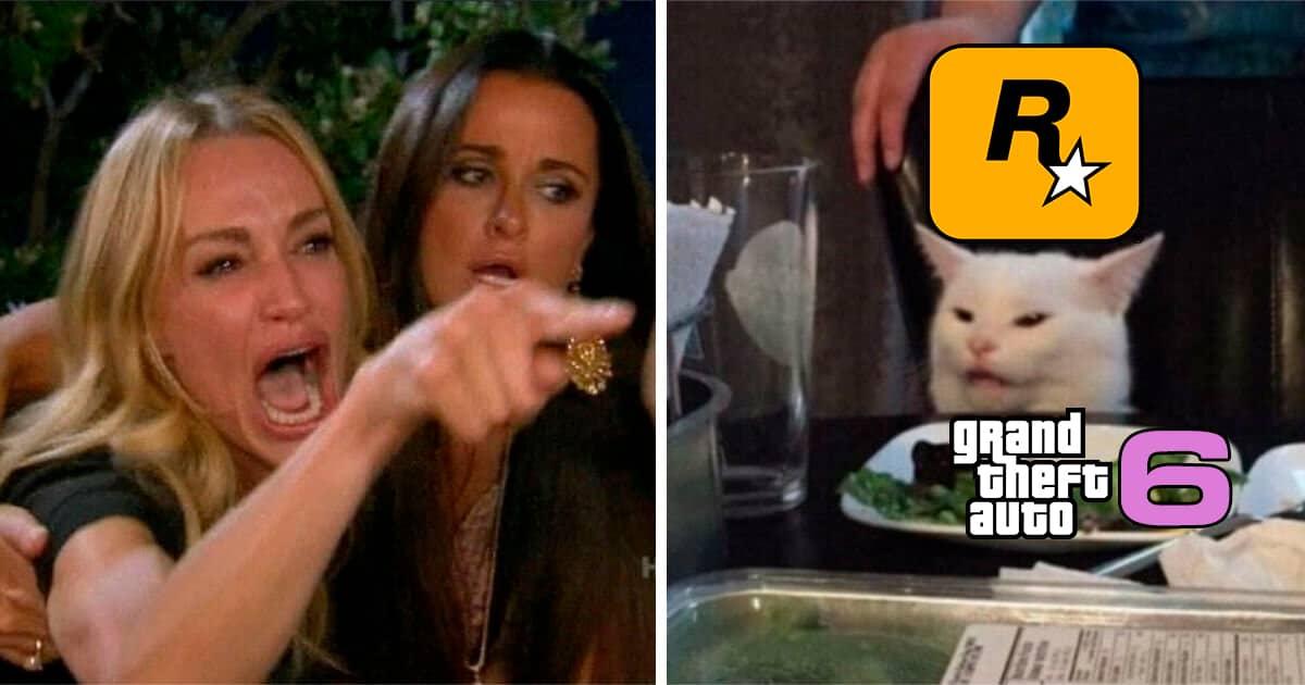 Ошалелый фанат ворвался на шоу с вопросом о GTA 6